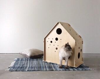 übuild cat haus