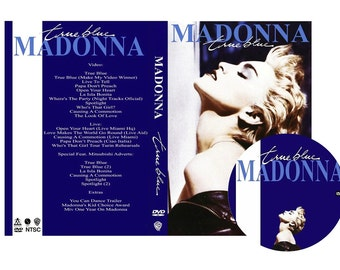 True Blue Video Remix Live DVD - Madonna