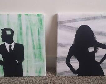 Blank Opposite