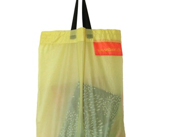 Ultralight shopping bag made from recycled