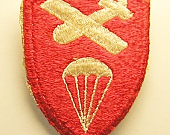 WWII Airborne Command Patch