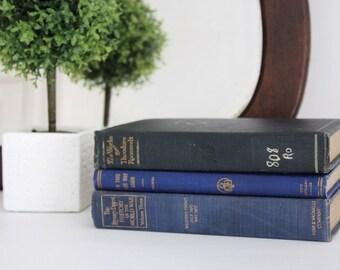 Set of Antique Books