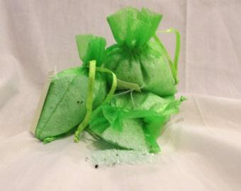 GreenTea Spearmint Bath Salts