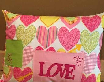 Girls Decorative Pillow