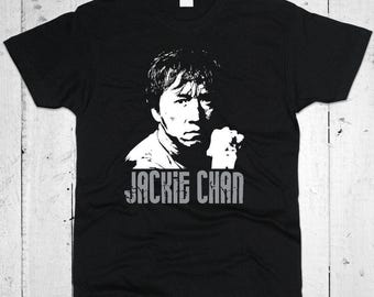 Jackie Chan Men T-shirt