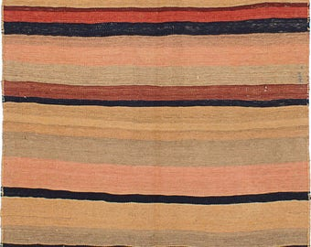 Color Sands Kitchen Semi Antique Kilim Rug 72L x 48W