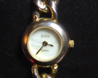Ladies Sutton mop watch
