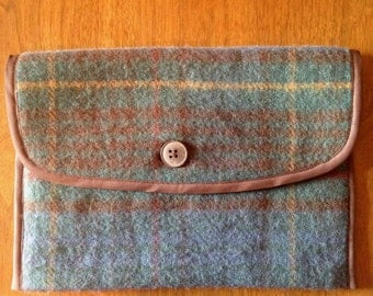 Irish Wool Laptop sleeve for 15 Inch MacBook Pro