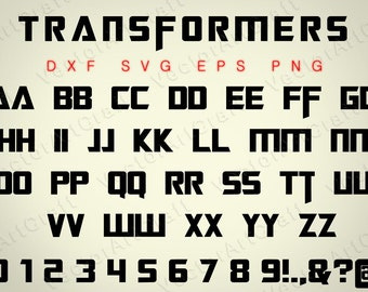 Transformers clipart | Etsy