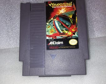Nintendo NES Cybernoid The Fighting Machine