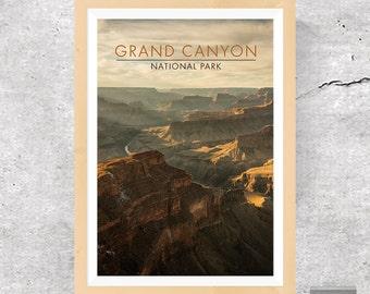 Grand Canyon Poster, Arizona Photo, Colorado River, Grand Canyon National Park, Navajo Print, Montain Art, Arizona Print, Instant Download
