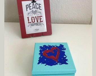 Wood/Jewerly Box chest