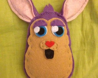 Tattletail Inspired Felt Plush