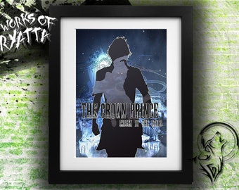 The Crown Prince; Final Fantasy XV Noctis Print