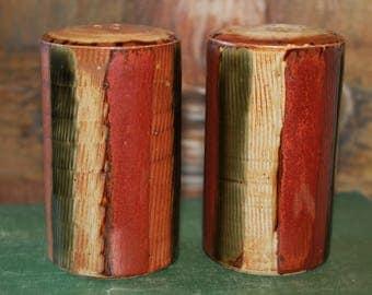 Seymour Mann Salt And Pepper Shaker Set, Vintage Salt/Pepper Shakers, Retro Salt/Pepper Shakers