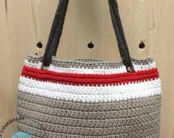 Wool socks hand bag. Woman's bag. Sacoche.Sac women. Made by hand. To order