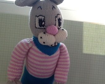 Plush Bunny, Bunny, children and animals