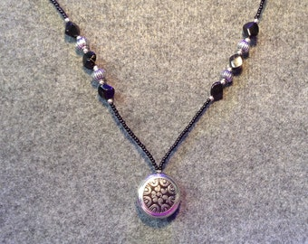 Beaded Pendant Necklaces  - 10% of Proceeds for Charity