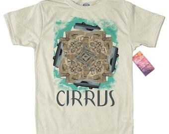 Cirrus T shirt, Bonobo