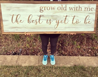 Custom Rustic Wooden Sign