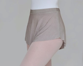 The Taupe Ballet Skirt