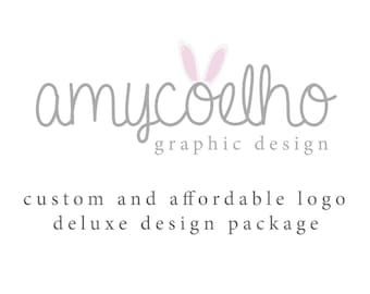 Custom Logo Design and Branding Deluxe Package