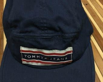 SALE 15% Vintage 90's Tommy Hilfiger CAP