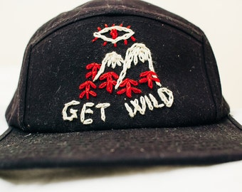 Get Wild 5 Panel