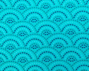 Pack N Play Fitted Sheet Teal Stitches