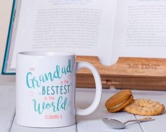 Personalised 'Bestest' Mug