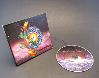 CD : Michaela Dennis Round Dance Songs, Native American Music