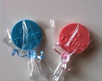 Lollipop Its Twins Baby