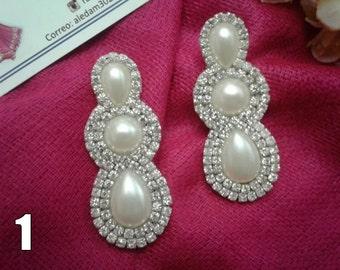 Fashion Earrings, Soutache, Party