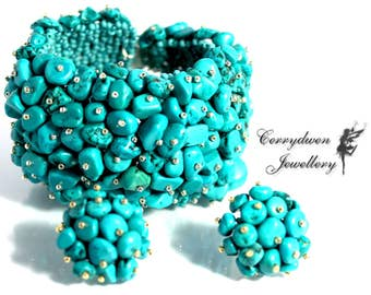 Cold Turquoise Charm