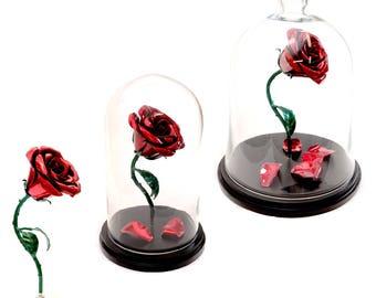 The Enchanted Aluma Rose - Beauty and the Beast