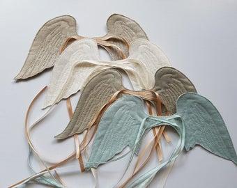 Handmade Unicorn Fairy Angel Wings Doll