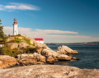 Atkinson Point Lighthouse - West Vancouver, BC