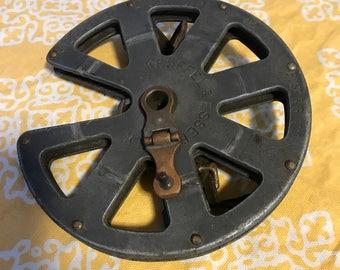 Vintage Keuffels & Esser Co. NY Empty Measuring Tape Reel