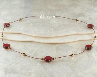 Sundance Necklace - Round Beads
