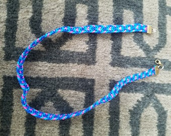 Hand Braided Necklace