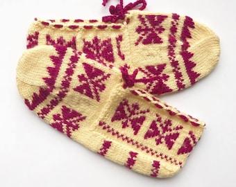Turkish handmade slipper