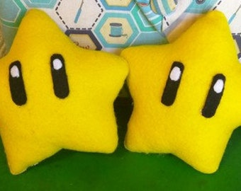 Super Mario Star Plushies (2)