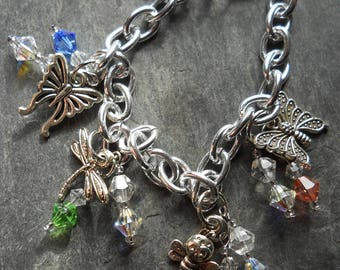 Custom Charm Bracelet - Made To Order