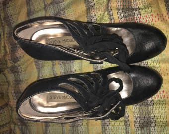 Steve Madden 8.5 womens heels