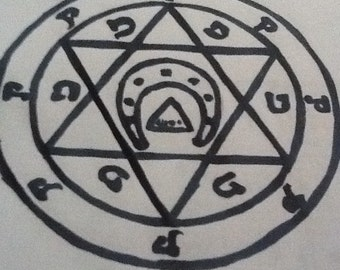 Talisman to attract luck