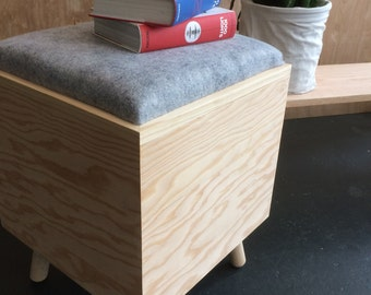 Stool / Seat / Ottoman / Side table