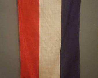 Large vintage flag