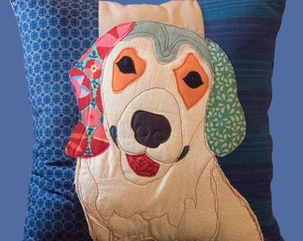 Custom pillow of your dog*