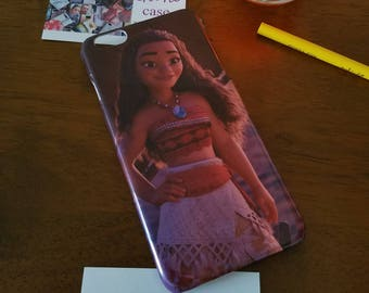 Moana Cellphone Cases