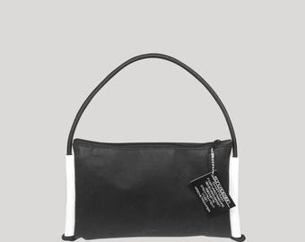 LARGO 2.0 Handbag black white from JACRON